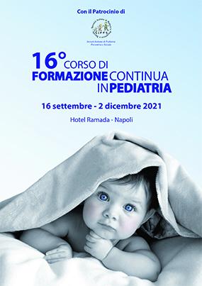 16 Corso di Formazione Continua in Pediatria 2021