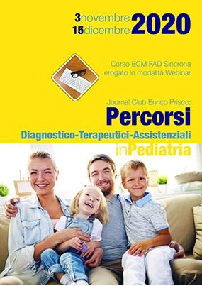 Percorsi Diagnostico Terapeutici Assistenziali in Pediatria 2020