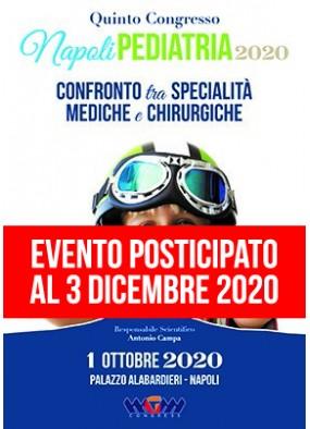 5 Congresso Napoli Pediatria 2020...