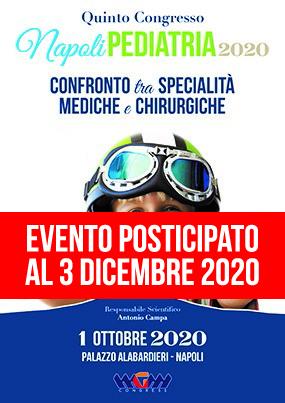5 Congresso Napoli Pediatria 2020