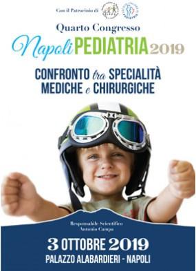 4 Congresso Napoli Pediatria 2019...