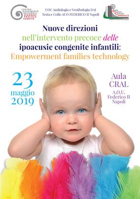 Nuove direzioni nell'intervento precoce delle ipoacusie congenite infantili: Empowerment families technology