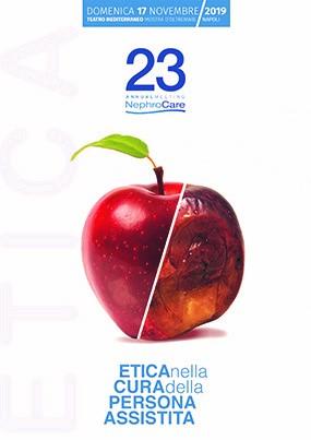 XXIII Nephrocare Annual Meeting. Etica nella cura della persona assistita
