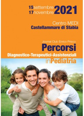 Percorsi Diagnostici Terapeutici Assistenziali in Pediatria 2021...