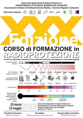 Corso di formazione in radioprotezione Rischio da radiazioni ionizzanti e non ionizzanti nell epoca tecnologica a evoluzione digitale XXX Edizione
