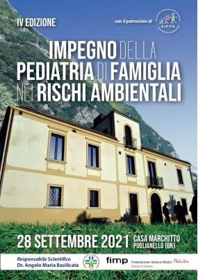 4 edizione impegno della pediatria di famiglia nei rischi ambientali