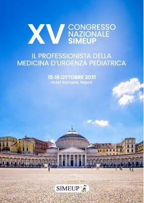 XV Congresso Nazionale SIMEUP Il professionista della medicina d'urgenza pediatrica