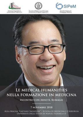 Le medical humanities nella formazione in medicina Incontro con Arno Kumagai
