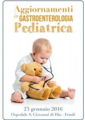Aggiornamenti in gastroenterologia pediatrica