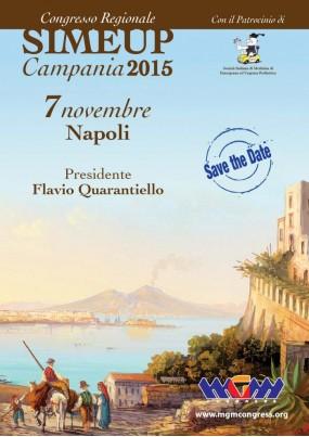 Congresso Regionale SIMEUP Campania 2015