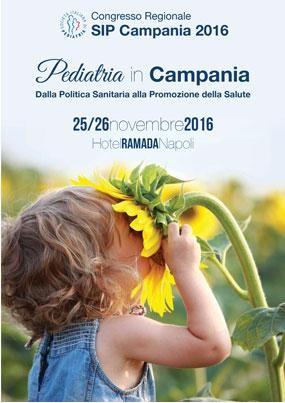Congresso Regionale Sip Campania 2016