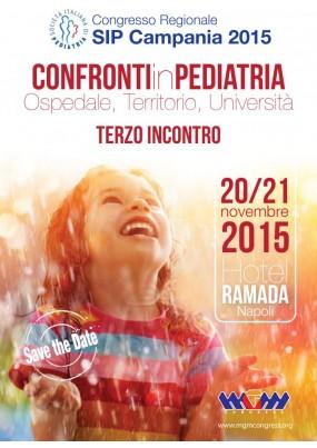 Congresso Regionale SIP Campania Orizzonti in Pediatria Ospedale Territorio Universita