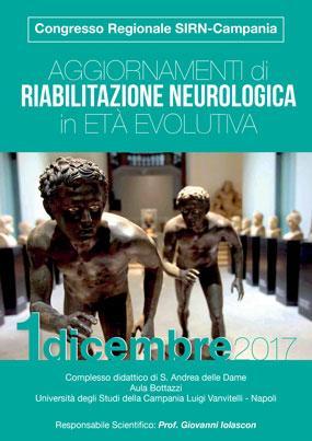 Congresso Regionale SIRN-Campania. Aggiornamenti di riabilitazione neurologica in età evolutiva