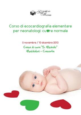 Corso di Ecocardiografia elementare per Neonatologi. Cuore Normale