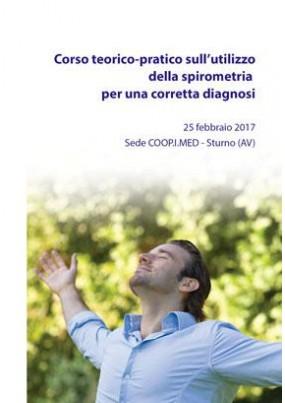 Corso teorico pratico sull utilizzo della spirometria per una corretta diagnosi