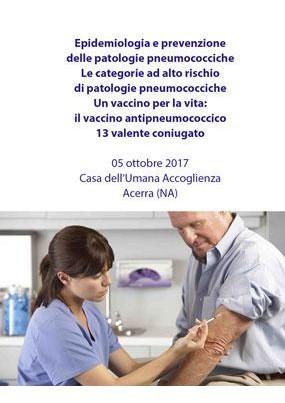 Epidemiologia e prevenzione delle patologie pneumococciche.Le categorie ad alto rischio di patologie pneumococciche