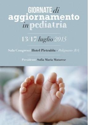 Giornate di aggiornamento in pediatria