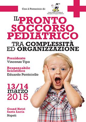 Il pronto soccorso pediatrico tra complessita ed organizzazione