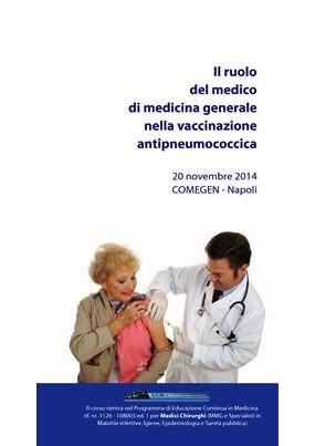 Il ruolo del medico di medicina generale nella vaccinazione antipneumococcica