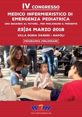 IV Congresso Medico Infermieristico di Emergenza Pediatrica
