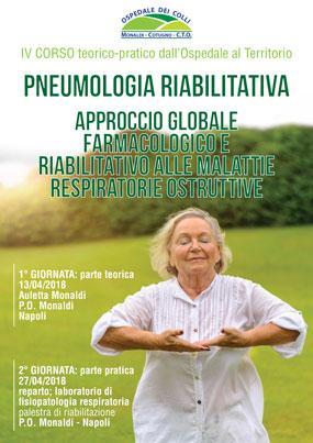 IV Corso teorico-pratico dall Ospedale al Territorio Pneumologia Ribilitativa