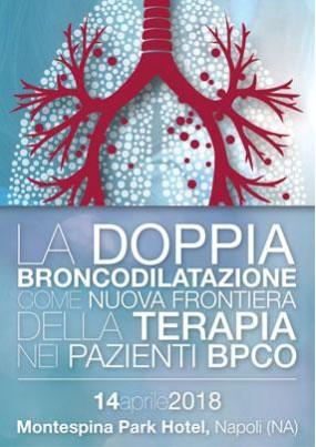 La doppia broncodilatazione come nuova frontiera della terapia nei pazienti BPCO