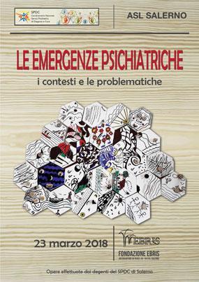 Le emergenze psichiatriche i contesti e le problematiche