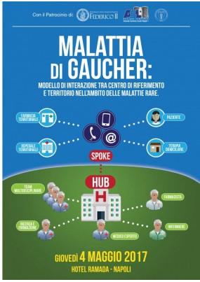 Malattia di Gaucher modello di interazione tra centro di riferimento e territorio nell ambito delle malattie rare