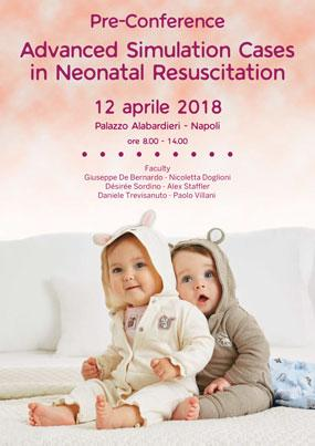 Pre Conference Advanced Simulation Cases in Neonatal Resuscitation