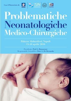 Problematiche neonatologiche mediche e chirurgiche