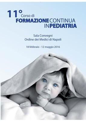 XI Corso di Formazione Continua in Pediatria
