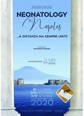 Secondo Meeting. Neonatology in Naples... A distanza ma sempre uniti...