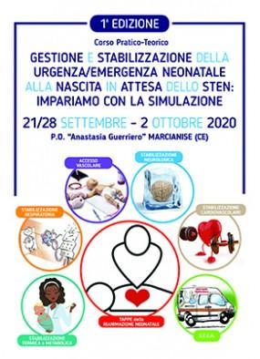 Corso Pratico-Teorico. Gestione e stabilizzazione della urgenza/emerge...