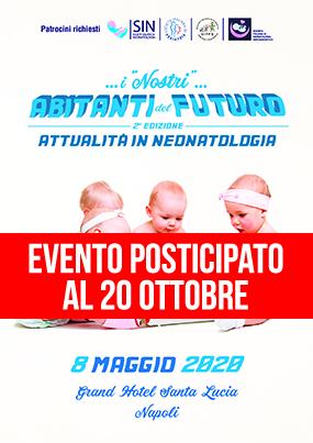 I Nostri abitanti del futuro. Attualità in Neonatologia