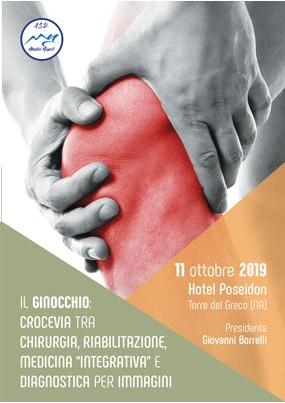 """Il ginocchio: crocevia tra chirurgia, riabilitazione, medicina """"integrativa"""" e diagnostica per immagini"""