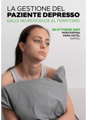 La gestione del paziente depresso dalle neuroscienze al territorio...